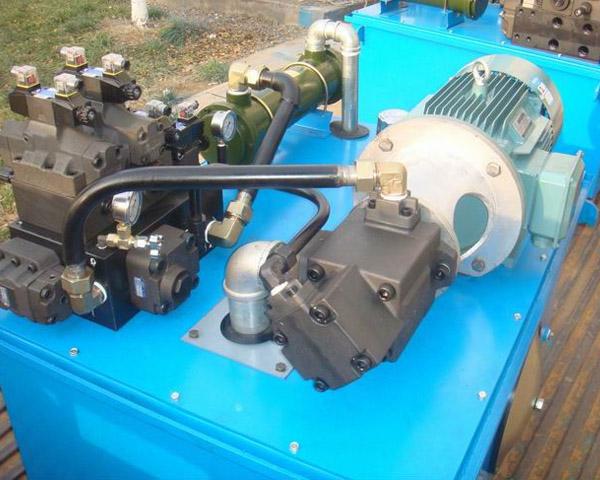 液压系统冷却,塑胶机械