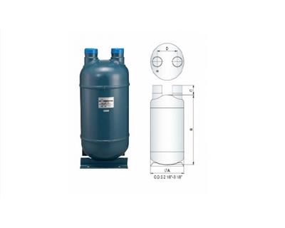 气液分离器制冷,空调气液分离器,真空气液分离器