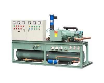 低温螺杆式冷凝机组
