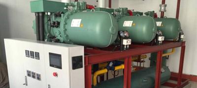 专注工业冷水机组,制冷设备,质量过硬