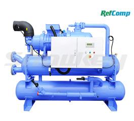水冷螺杆压缩冷凝机组WSRC140E