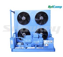 风冷活塞单机压缩冷凝机组AP6L030