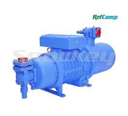 SRC-S-413WD满液/降膜式专用螺杆压缩机